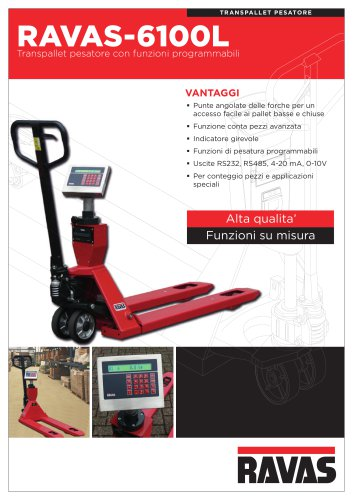 RAVAS-6100L