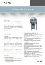 APV Flex-Mix™ Liquiverter