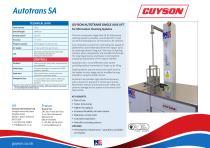Guyson Autotrans SA Lift