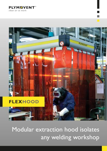 FlexHood - Extraction hoods tailored to your needs