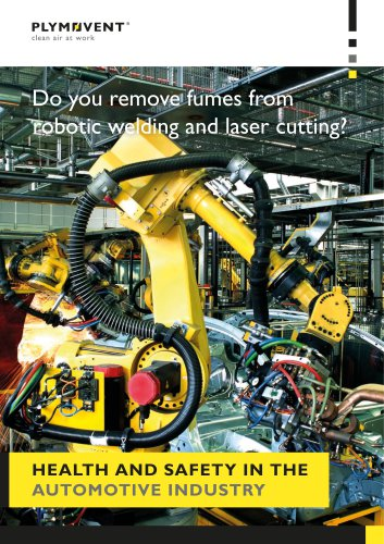 Health and safety in the automotive industry