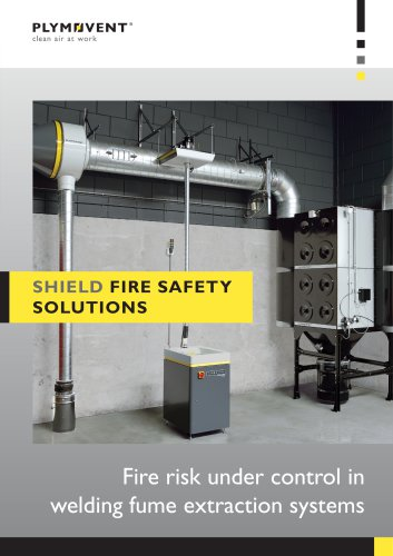 SHIELD fire safety solutions