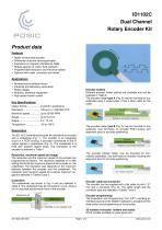 ID1102C Dual ChannelRotary Encoder Kit