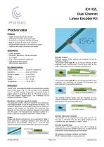 ID1102L Dual Channel Linear Encoder Kit