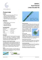 ID4501L Dual Channel Linear Encoder Kit