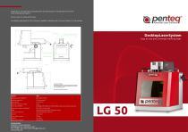 Desktop Laser LG 50