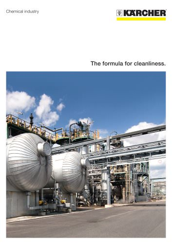 Chemical Industry Brochure
