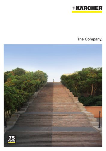 Company Image Brochure
