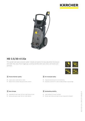 HD 3.5/30-4 S EA