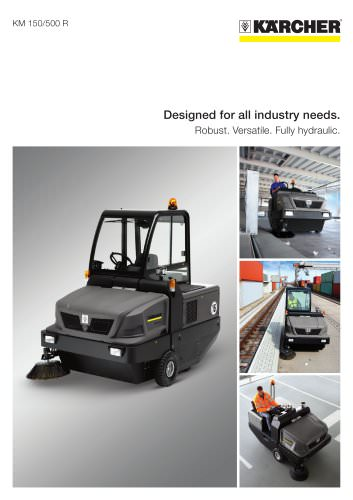 KM 150/500 R Brochure