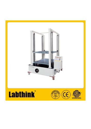 Labthink box compression strength machine according to TAPPI and ISO standards