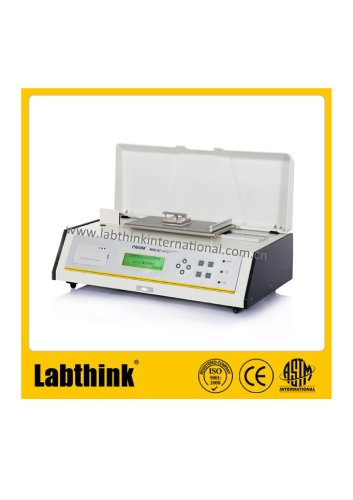 Labthink Coefficient of friction tester for paper surface