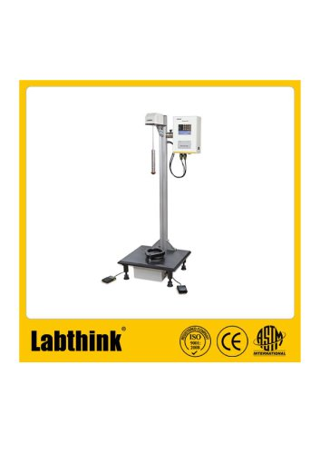 Labthink Falling Dart Impact Tester for Flexible Package in pharmaceutical and medical device industries