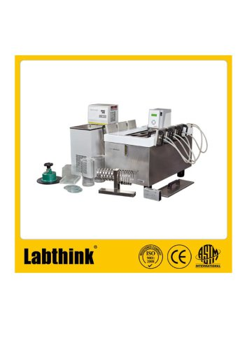 Labthink FT-F1 Fogging Testing Equipment for Textile and HID Head clamps under High Temperature