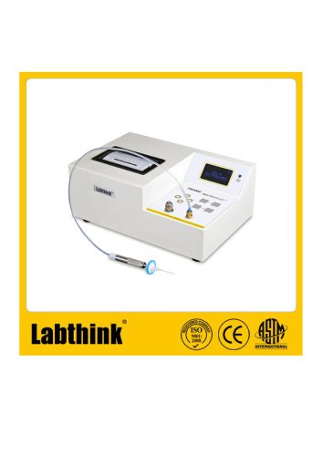 Labthink HGA-02 Oxygen Measurement Device to Measure Oxygen volumes and proportions in Headspace