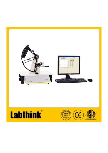 Labthink Tear Resistance Tester for Flexible Package in pharmaceutical and medical device industries