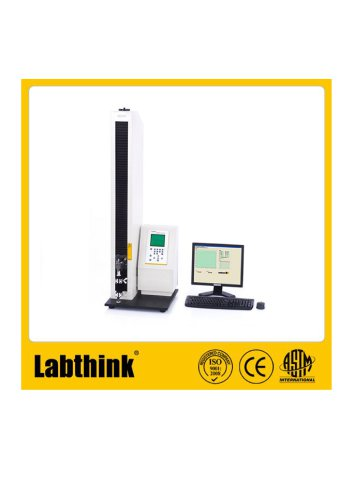 Labthink Tensile Tester can perform bond strength test for Pressure sensitive adhesive tapes