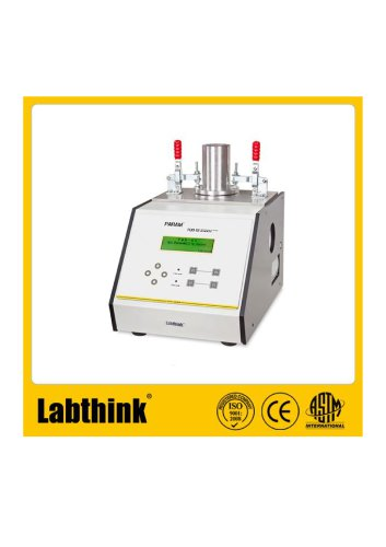Labthink TQD-G1 Air Permeation Test Equipment for paper, textiles, Fabrics