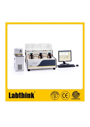 Labthink VAC-V2 Gas Permeability Tester can measure Permeability Coefficient for Packaging Materials