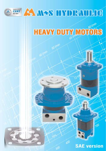 HEAVY DUTY HYDRAULIC MOTORS