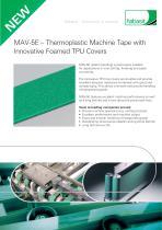MAV-5E Machine Tape