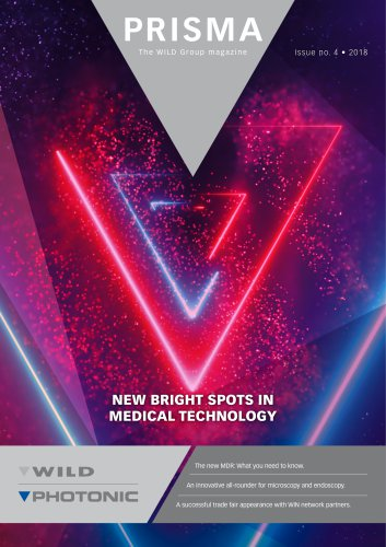 NEW BRIGHT SPOTS IN MEDICAL TECHNOLOGY