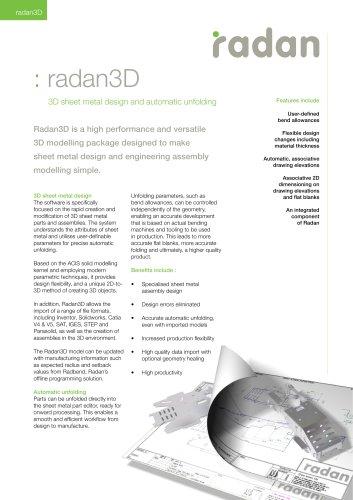 RADAN3D