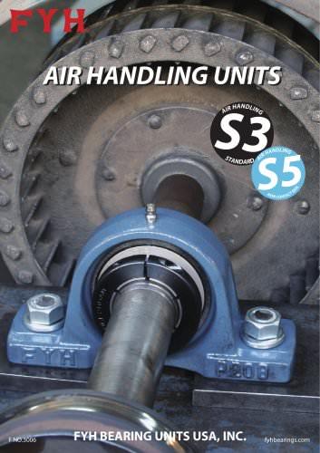 Air Handling Units Flyer