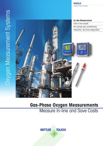 Family Flyer Gas-Phase Oxygen Measurements