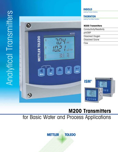 M200 Analytical Transmitters