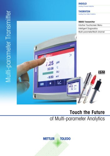 Touch the Future of Multi-parameter Analytics