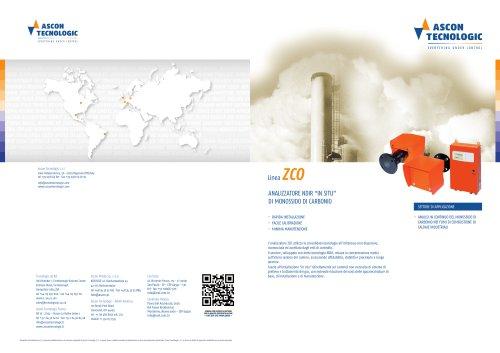 Analizzatore NDIR di Monossido di Carbonio - ZCO