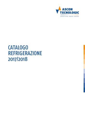 Catalogo Refrigerazione 2017/2018