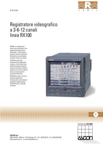 Registratore videografico