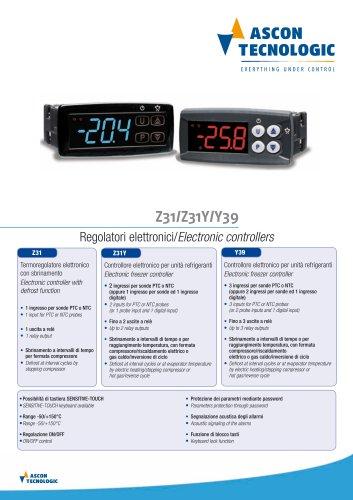 Z31/Y39 - Data sheet
