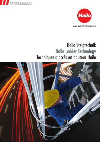 Catalogue Ladder Technology for structural engineering