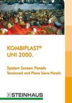 KOMBIPLAST® UNI 2000.