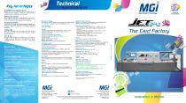 MGI JETcard 3D - The Card Factory