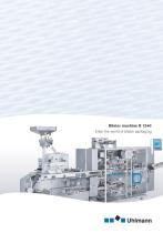 Blister machine B 1240