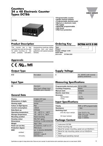 DCT86A12300