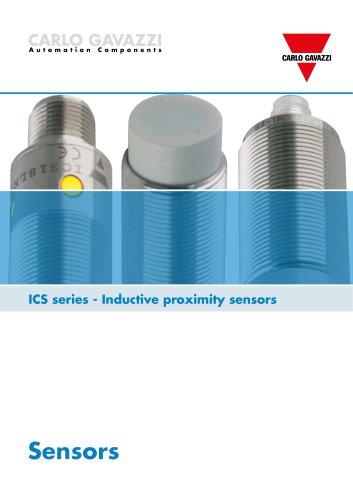 ICS series - Inductive proximity sensors