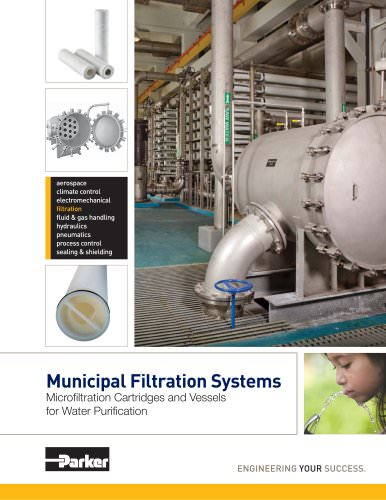 Municipal Filtration Systems