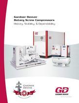Rotary Screw 60Hz Compressor Family Brochure