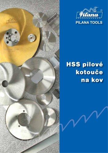HSS Saw Blades for Metal Cutting