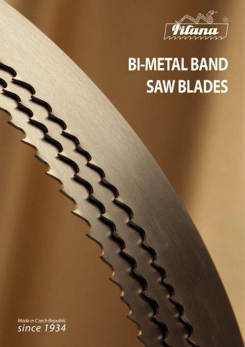 pilana catalogue bimetal band saw blades