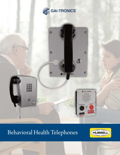 Behavioral Health Telephones
