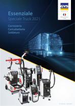 Essenziale Speciale Truck 2021 Carrozzeria Caricabatterie Saldatura