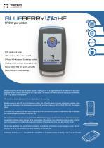 BlueBerry HS HF