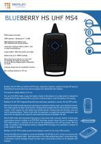 BLUEBERRY HS UHF MS4