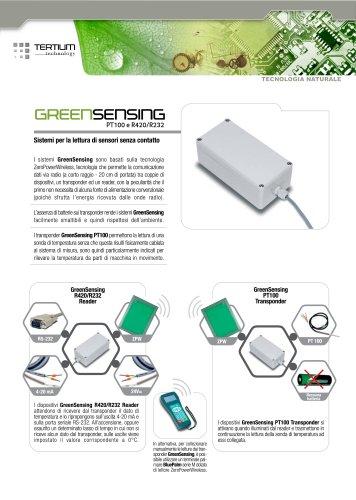 GreenSensing